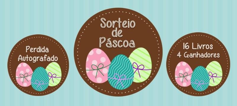 [Promoção]Sorteio de Páscoa - Blogs Amigos!