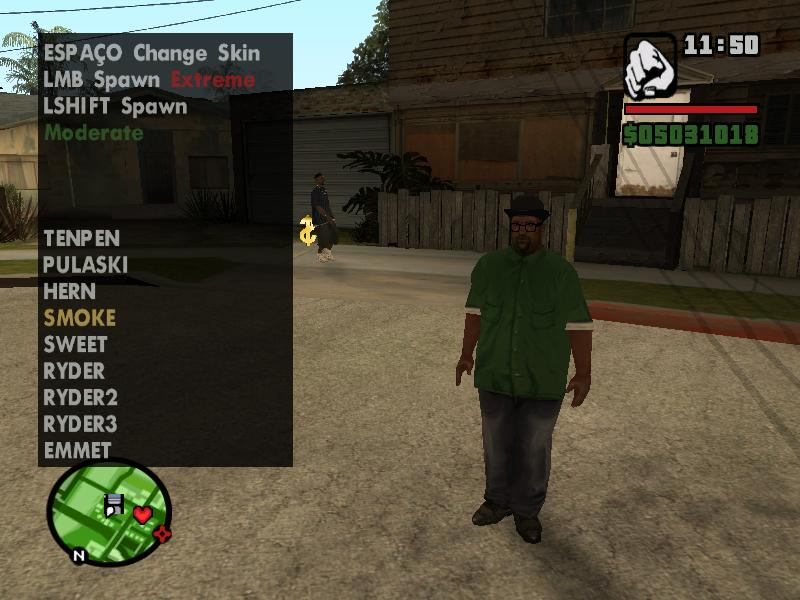 download skin mod gta sa