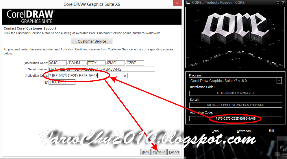 Corel Draw X7 Serial Number, Crack and Keygen is Here