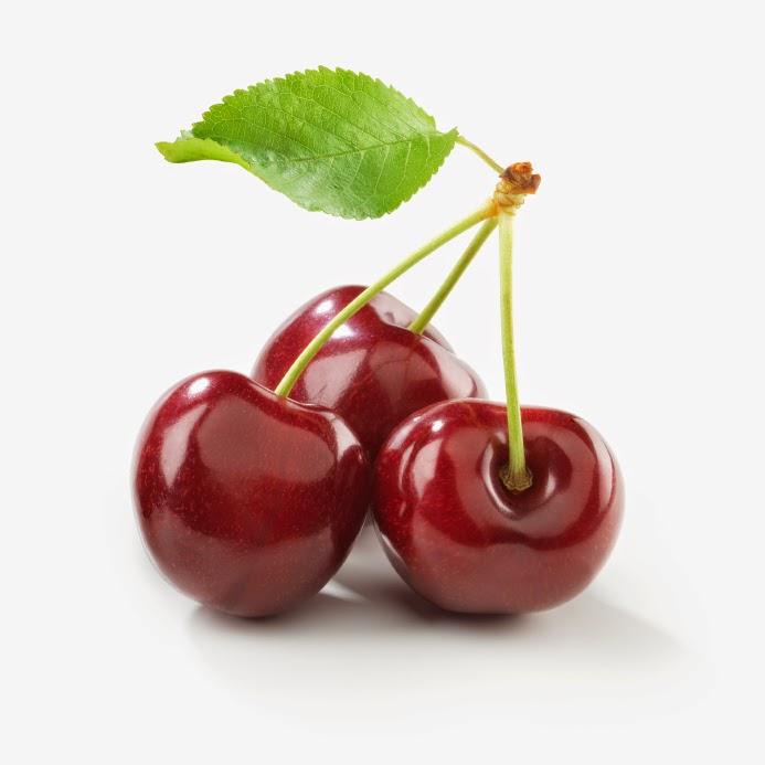 Если любимый фрукт (ягода) вишня, тест