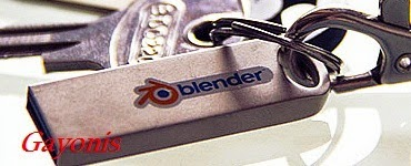 Blender Desain Grafis Software