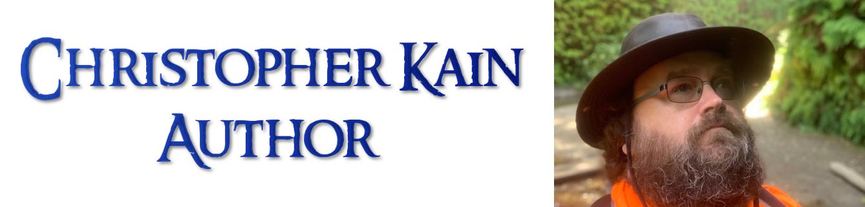 Christopher Kain - Author