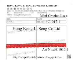 Mini Crochet Lace Manufacturer - Hong Kong Li Seng Co Ltd