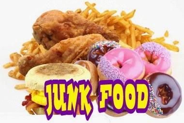 Dikitasehat Bahaya Junk Food Bagi Tubuh Kita Dan Fast Food Belum