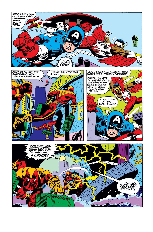 Captain America (1968) Issue #182 #96 - English 15