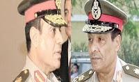 """مفاجأة """"وول ستريت جورنال"""": طنطاوي قدم السيسي لمستشار أوباما في أكتوبر باعتباره وزير دفاع مصر القادم"""
