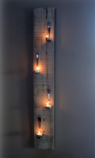 Tea light wall art mozeypictures Image collections
