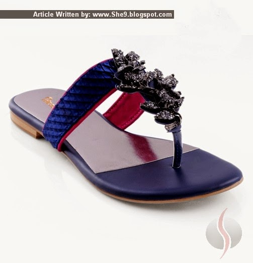 Gul Ahmed Shoes 2015