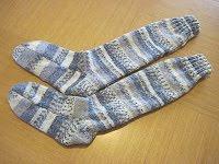 Daniel's Crofter Socks 1