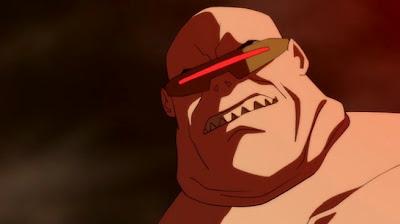 El jefe mutante Batman: el regreso del caballero Oscuro