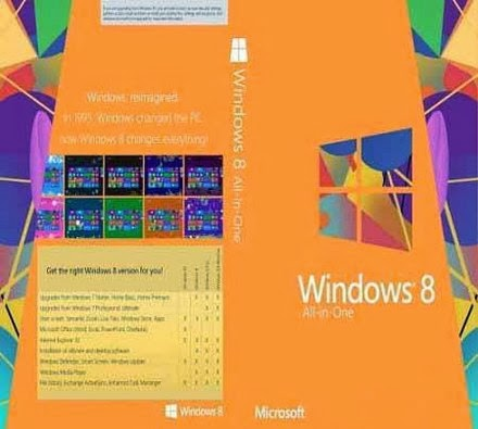 Microsoft Windows 8-download