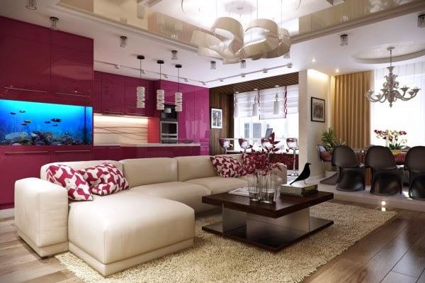 Idee sull'arredamento soggiorno, salotto moderno