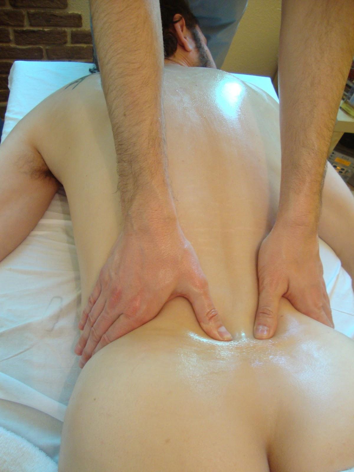 natural masaje desnudo