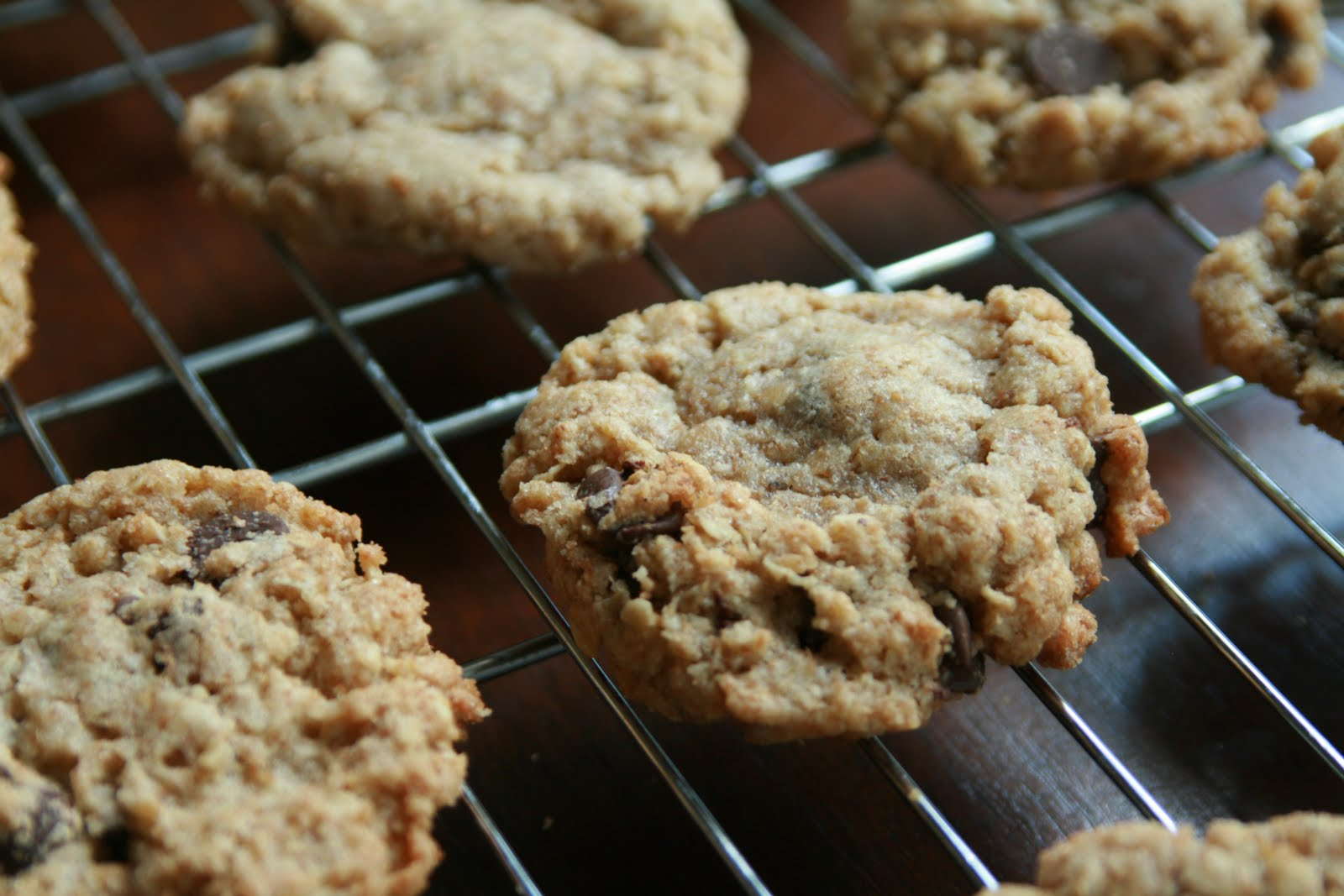 Cook Bake & Decorate: Whole Wheat Chocolate Chip Cookies