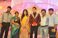Celebraties at Actor Bharat n Jessy Wedding Reception Photos+%252851%2529 Actor Bharath n Jessy Wedding Photos