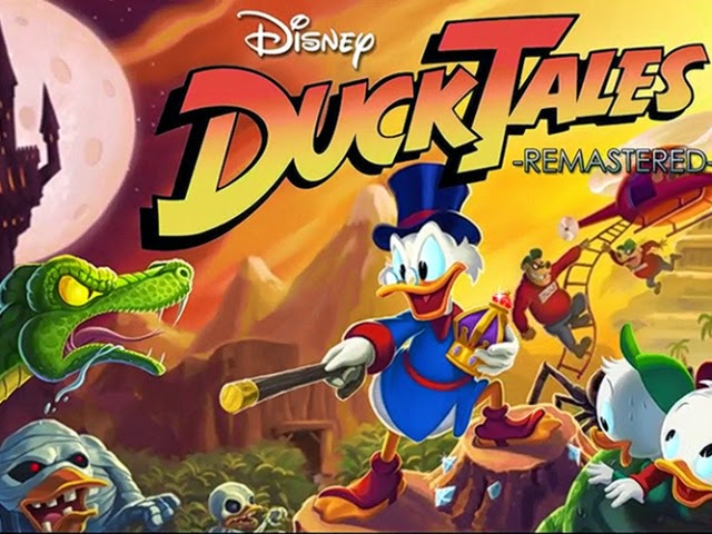 DuckTales: Remastered v1.0 APK + SD Android