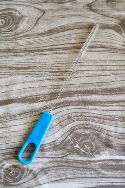 How to Clean Tumbler Straws | Jordan's Onion