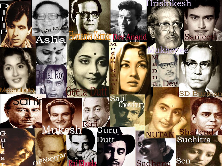 Luminaries of Hindi Cinema