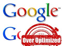 Google working on search ranking penalty