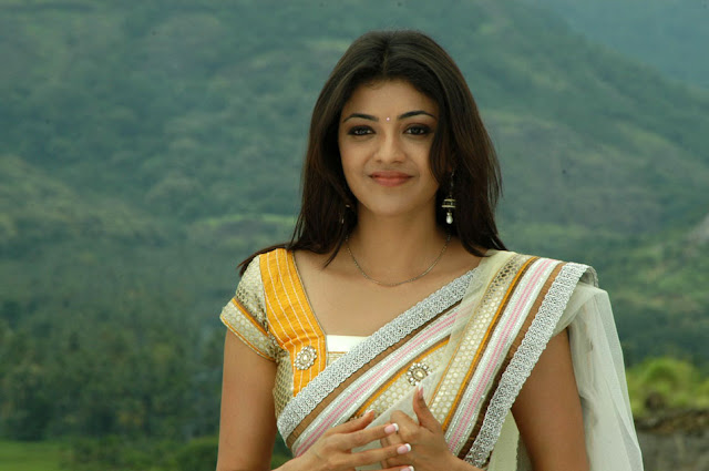 Kajal Agarwal Latest HD Wallpaper