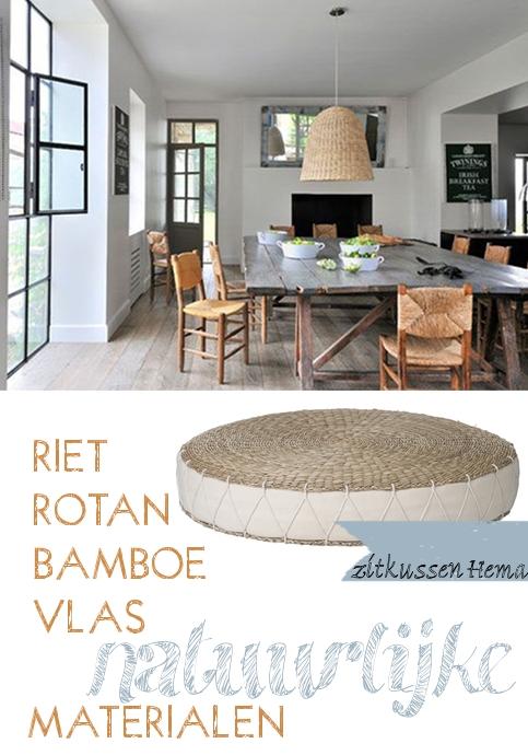 Omring je met natuurlijke materialen   villa d u0026#39;Esta   interieur en wonen