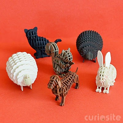 Micro Animales de Papel