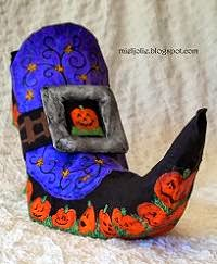 Pumpkin Patch Shoe