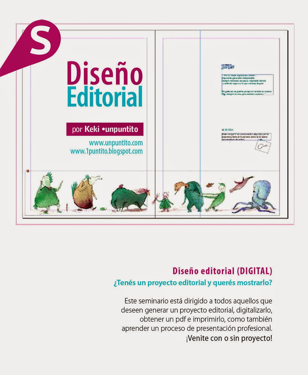 Seminario de diseño editorial