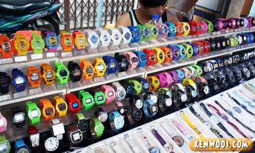 malacca jonker walk watches