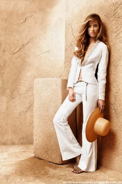 Moda 2013 verano Marcela Pagello