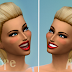 New Female White Teeth || Skin Details || Women Teeth || CAS || The Sims 4