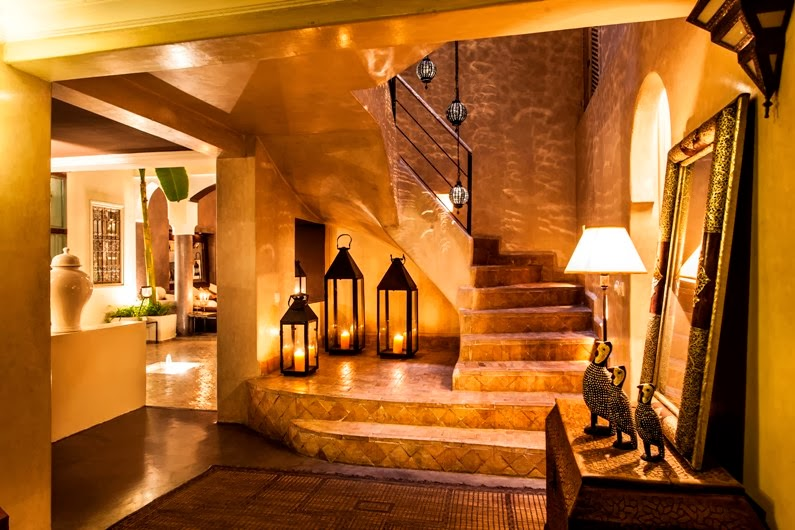 charming hotel in Marrakech
