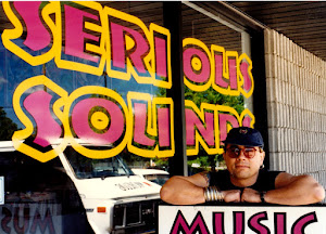 My FL record shop - 1997