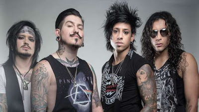 escape the fate - band