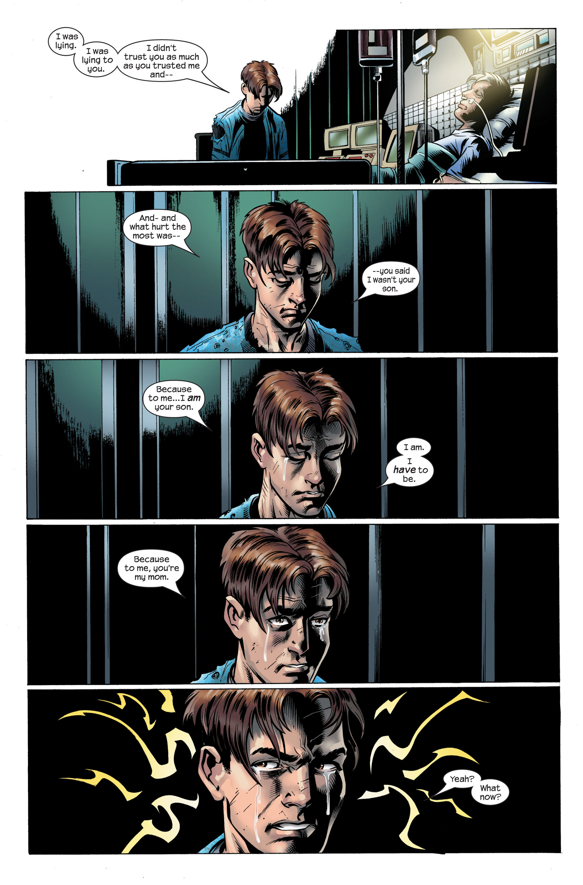 Ultimate Spider-Man (2000) Issue #105 #109 - English 9