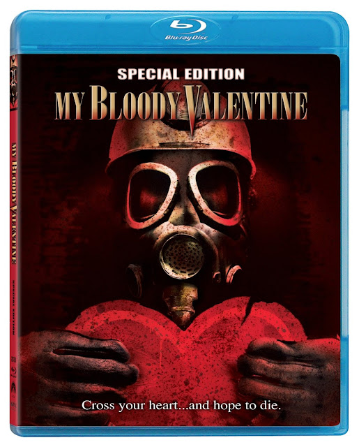 My Bloody Valentine 1981 Blu-ray