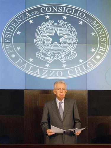 Es informaci n monti dice que italia est m s adelantada - Reformas economicas en madrid ...