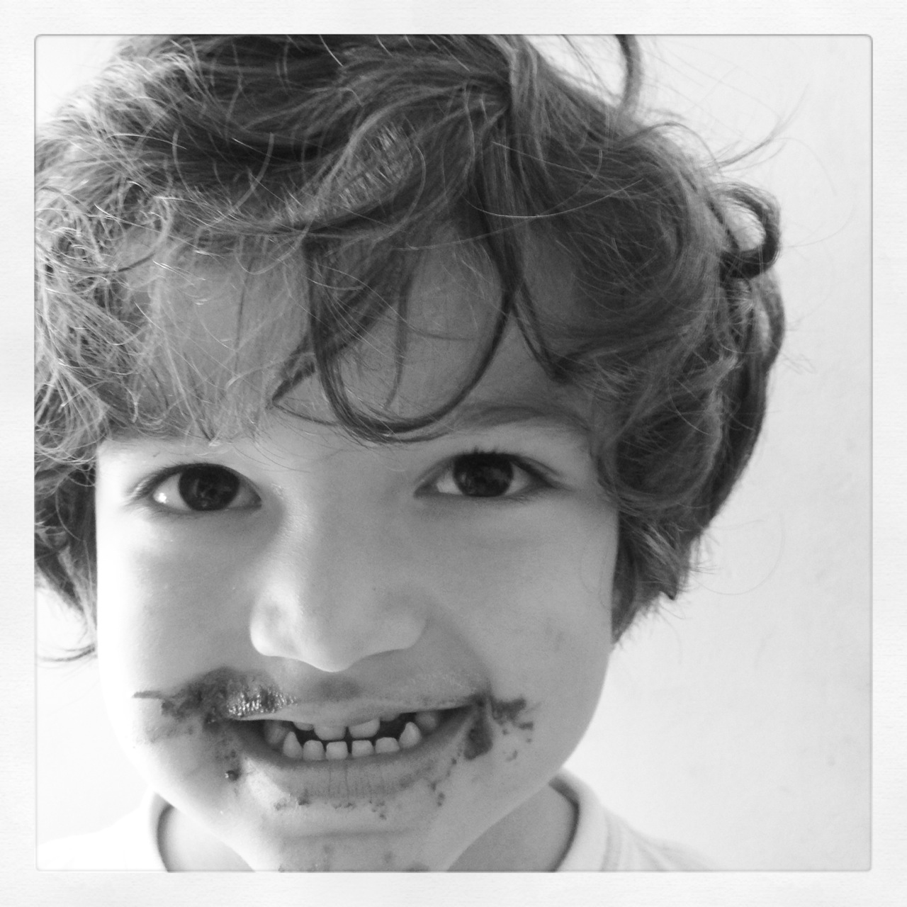 Nutella Moustache
