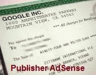 Publisher adsense solusi menghasilkan uang melalui internet