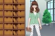 Kütüphane Kızı