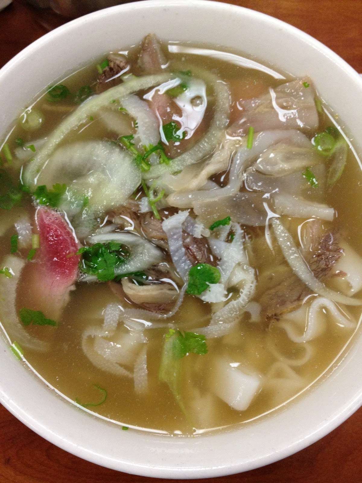 What To Eat Today Ready for Hot Noodle Soup at Pho Huynh Hiep 3