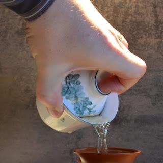 image d'un Zhong tenu par les bords