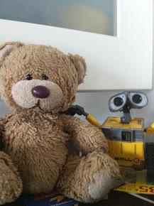Mikado et Wall-E