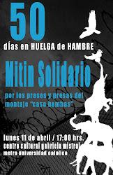¡¡50 días de Huelga de Hambre!!