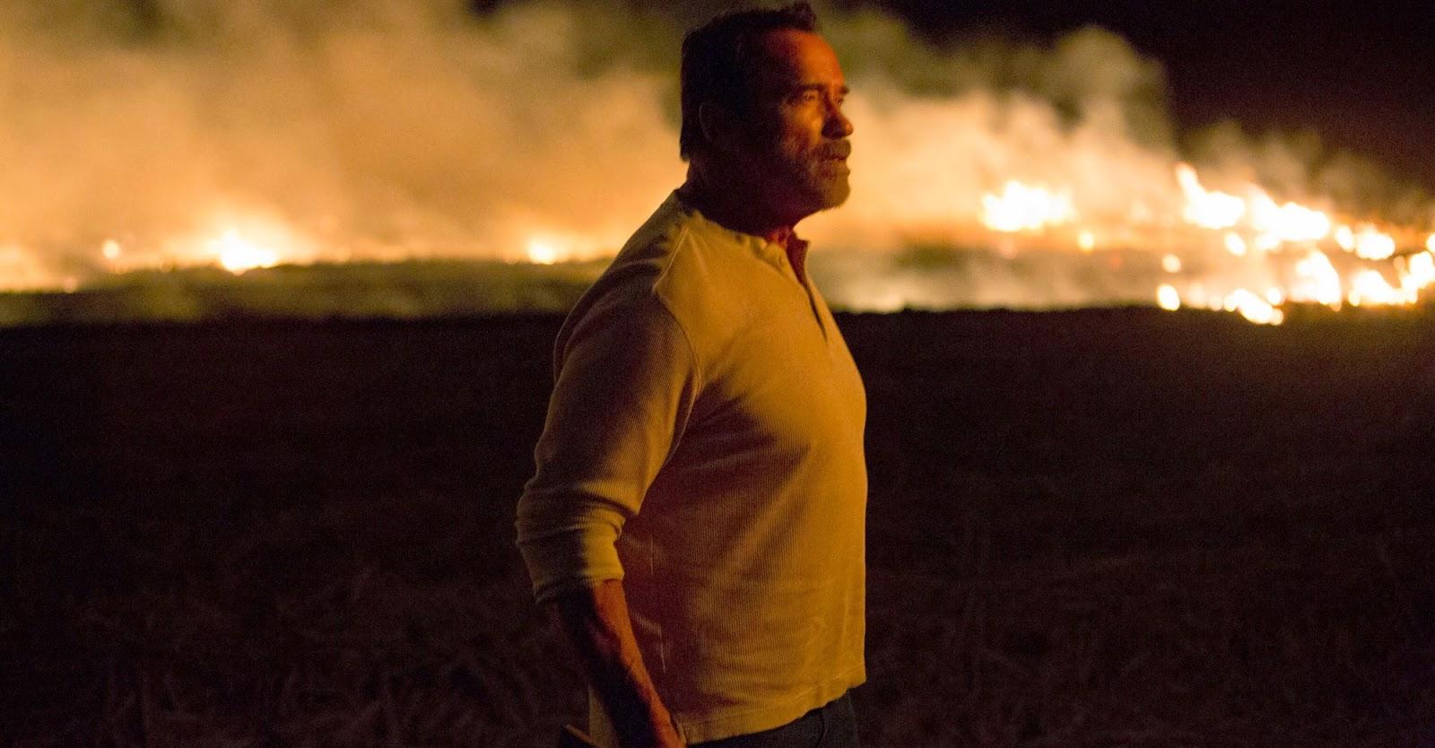Arnold Schwarzenegger tem uma filha zumbi no trailer do drama MAGGIE