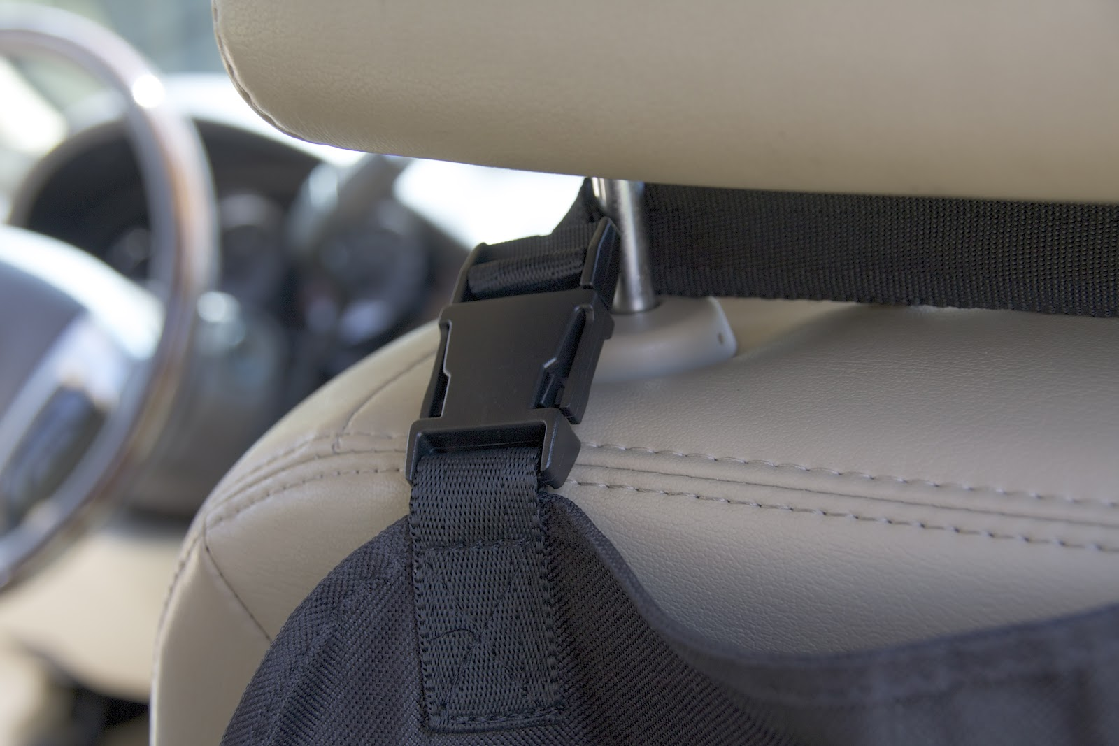 Car organization the front seat simply organized alternatively i am sure you can think of so many other reasons to make use of a car seat organizer like this one you could add one to the back of each solutioingenieria Gallery