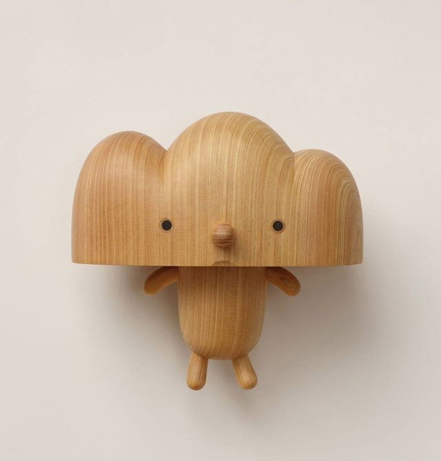 Yen Jui Lin wood doll