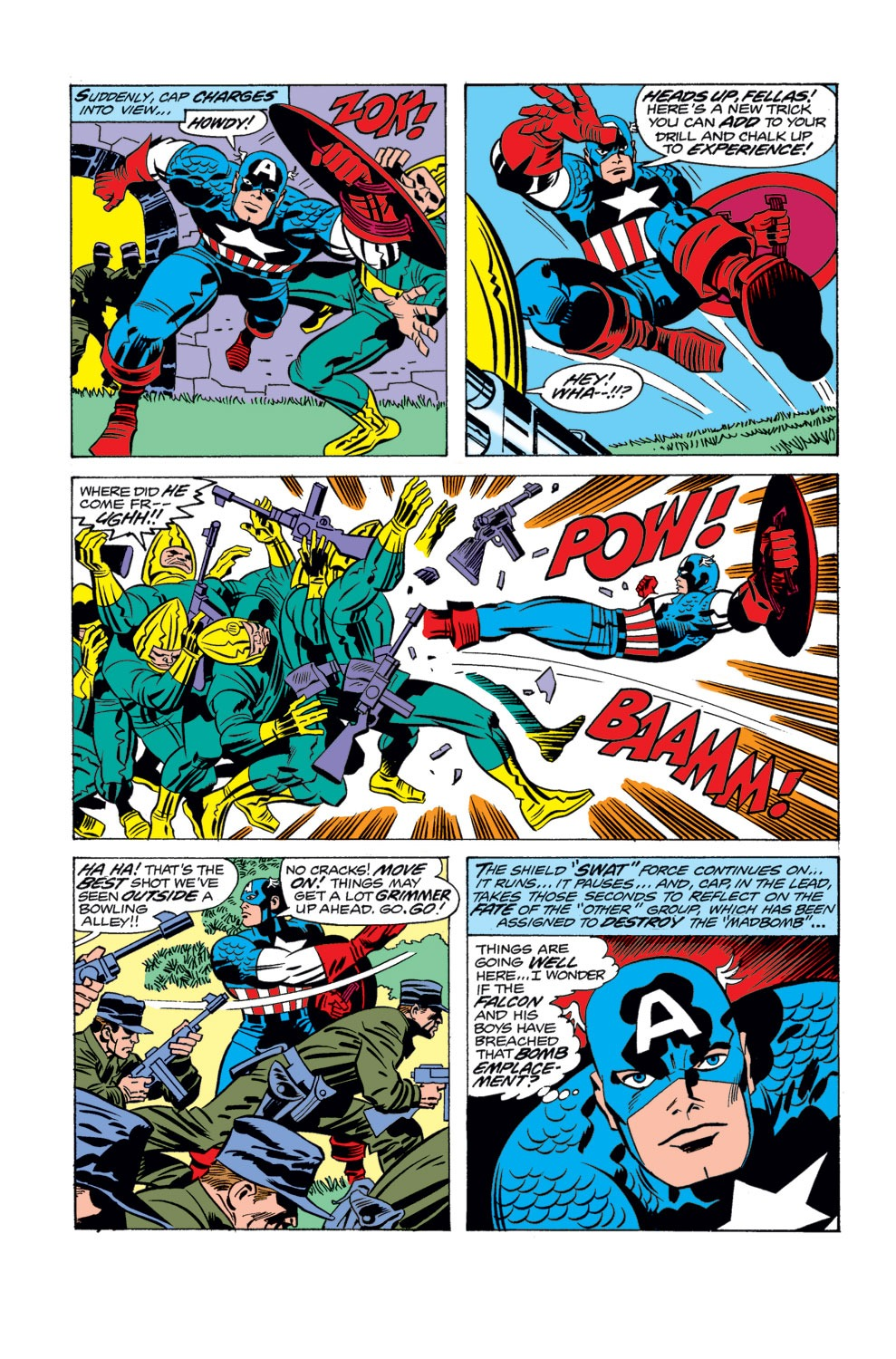 Captain America (1968) Issue #200 #114 - English 6