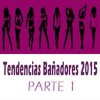 Tendencias Bañadores 2015