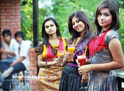 Bangladeshi Models and Girls